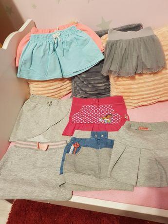 Spódniczki dla dziewczynki