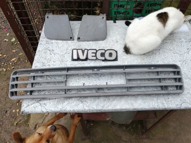 Grill, atrapa chłodnicy Iveco Turbodaily
