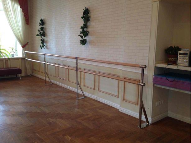 Аренда двухуровневого мобильного (переносного) балетного станка