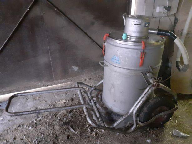 Chłodziarka wózkowa do mleka 160 L