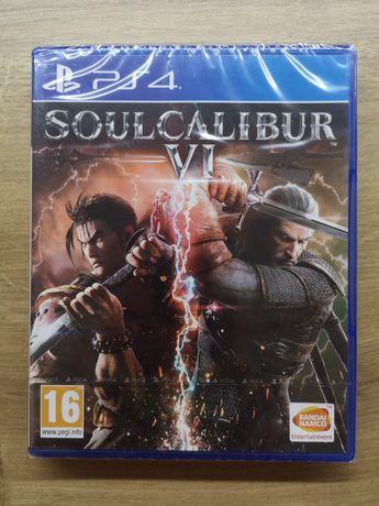 Soulcalibur VI! Nowa gra na ps4! Folia!