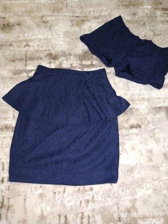 Юбка и шорты(школьные) для девочки