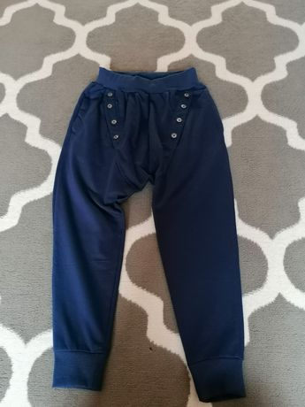 Spodnie chłopięce dresowe bagi