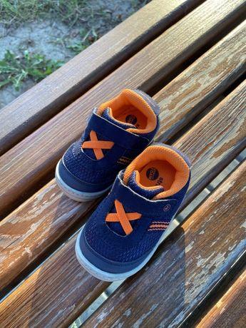 Детские кроссовки 20р,кросівки,stride rite