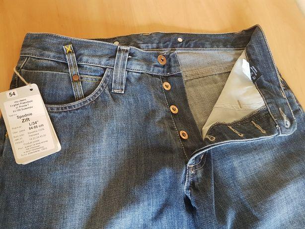 Nowe spodnie męskie