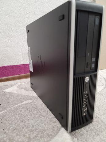Компьютер HP лицензия win10 Pro i3 3220/8gb ОЗУ/Intel ssd + 500gb HDD