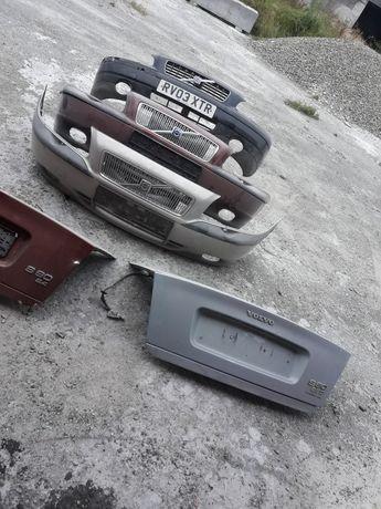 Бампера, ляди, капоти , кузовщина Volvo s60 s80 v70, вольво с60, с80,