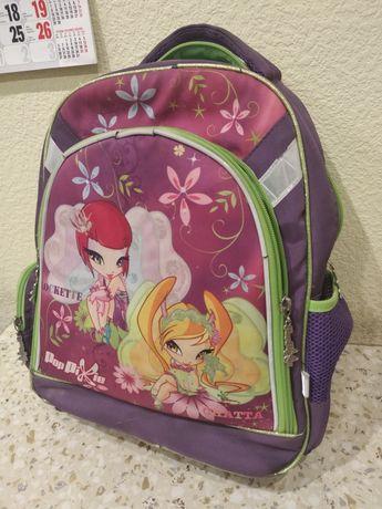 Рюкзак школьный для девочки Kite