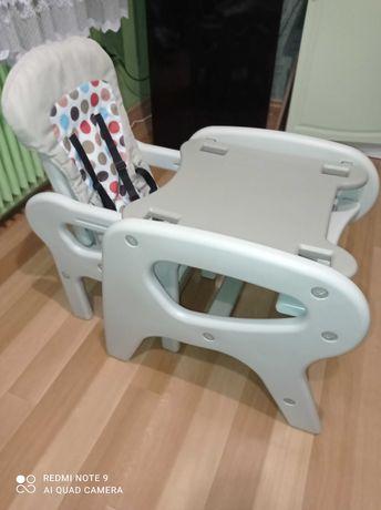 Krzesełko do karmienia kinder kraft