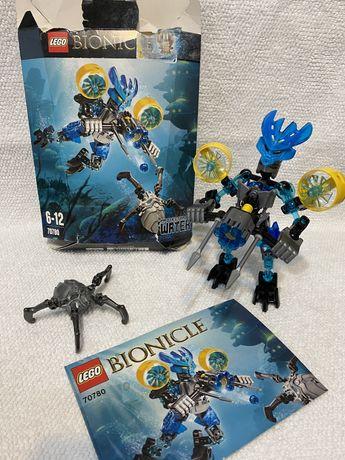 LEGO Bionicle 70780 (коробка, інструкція, комплект) б/в