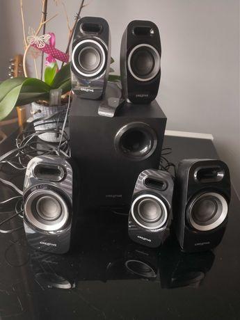 Głośniki 5.1  Creative Inspire T6300