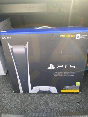 Sony playstation 5 , Digital edition