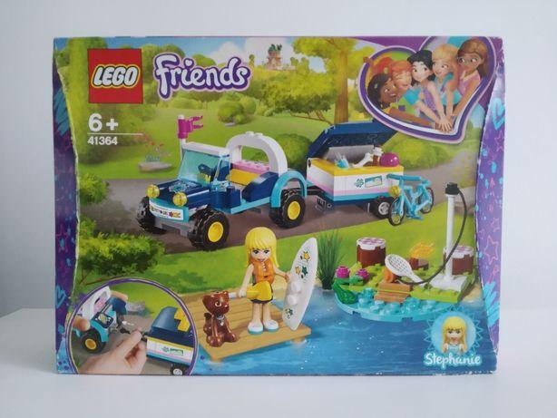 LEGO FRIENDS 41364 Łazik z przyczepką Stephanie NOWY