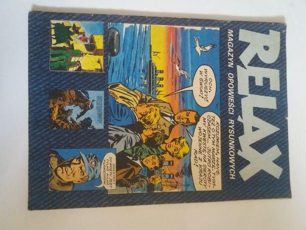 Relax #13 - mag komiksowy