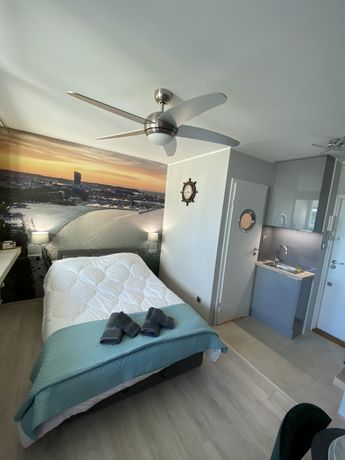 Gdyński mini apartament nad morzem  w ścislym centrum