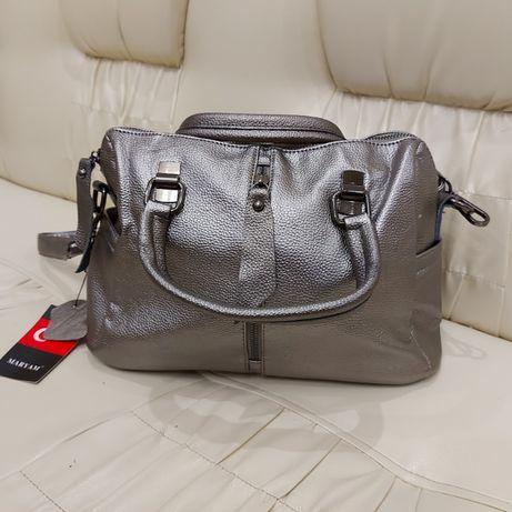 Женская сумочка Турция натуральная кожа