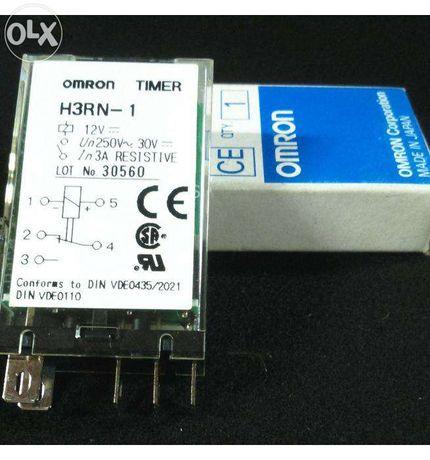 Temporizador Omron H3RN-1