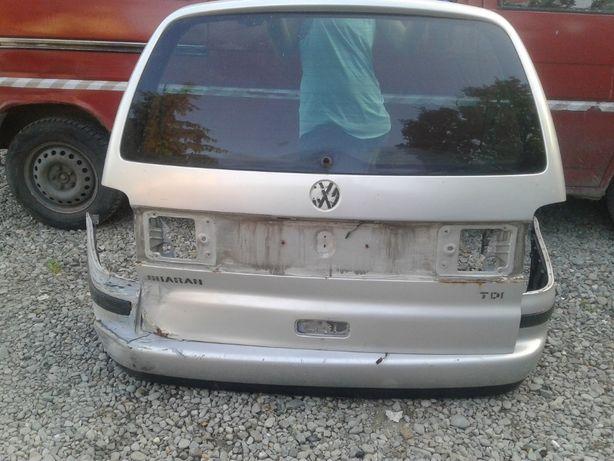 VW SHARAN Ford Galaxy SEAT Alhambra Zderzak Tył Tylna Belka Wzmocnieni