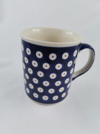 kubek Ceramika Bolesławiec