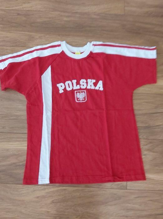 Koszulka t-shurt Polska Rozm S wyprzedaż Sędziszów Małopolski - image 1