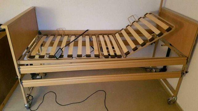 Функциональная кровать с электроприводом Burmeier (Германия)
