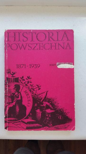 Historia powszechna 1871.- 1939 Prokopczuk