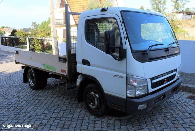 Viatura para PEÇAS Mitsubishi Canter Fuso 3C13 3.0 08´