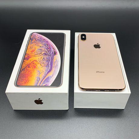 Smartfon Apple iPhone XS Max 256GB Gold DUAL SIM Neverlock (JAK NOWY)