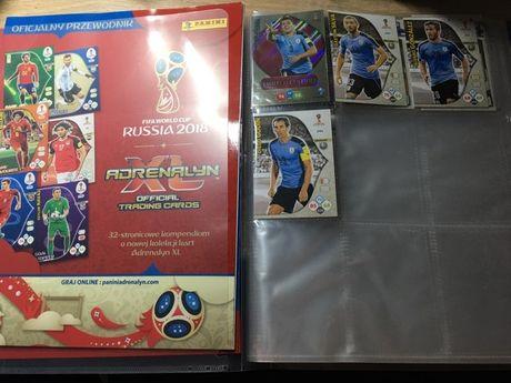 Album do kart FIFA World Cup Russia 2018 + karty