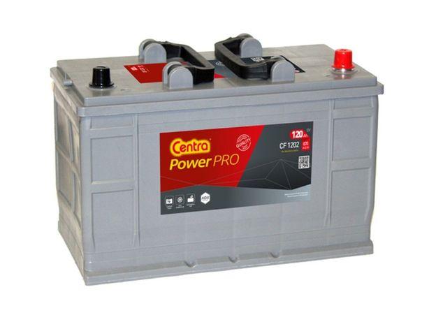 Akumulator Centra Power PRO 120 Ah 870 A