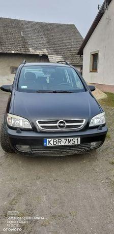 Opel Zafira Opel Zafira stan bardzo dobry
