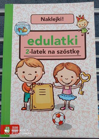 Nowe świetne książki Edulatki na szóstkę