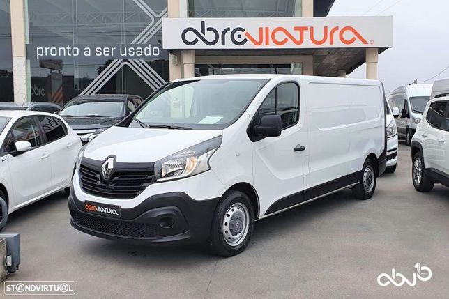 Renault Trafic 1.6 dCI L2H1 1.2T