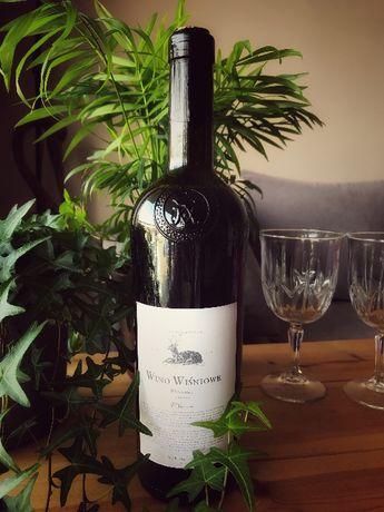 Wino domowe wiśniowe