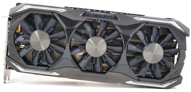 Видеокарта Zotac nVIDIA GeForce GTX 1080 AMP Extreme 8GB GDDR5X 256bit