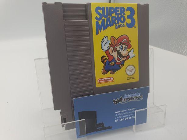 Super Mario Bros 3 NES Okazja Unikat Najtaniej Sklep Wysyłka