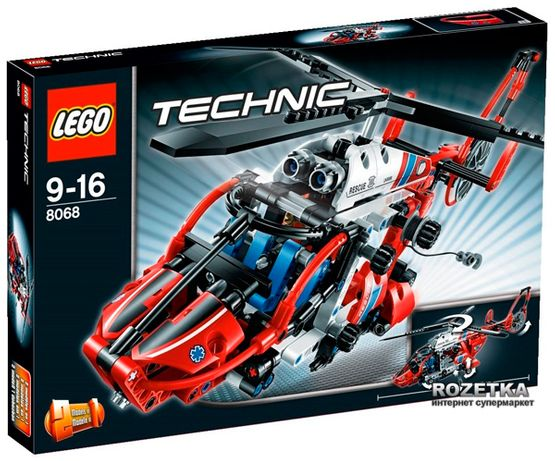 Lego technic 8068 лего