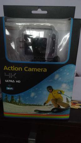 Kamera sportowa 4K ULTRA HD