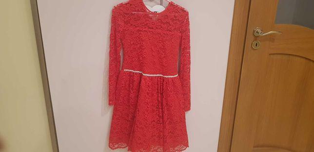 Sukienka świąteczna roz M