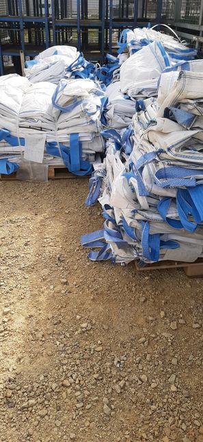 Worki bigbag solidne big-bag worek bigbegy transportowy na gruz granul