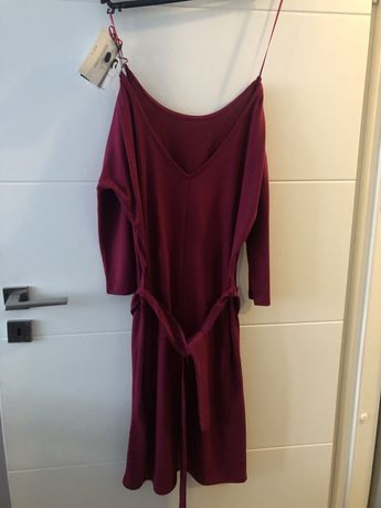 Sukienka Mohito malinowa