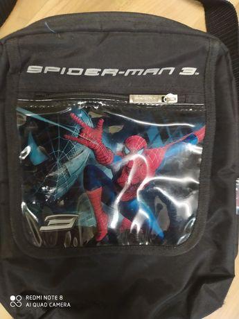 Torbka listonoszka dla malucha Spiderman 3