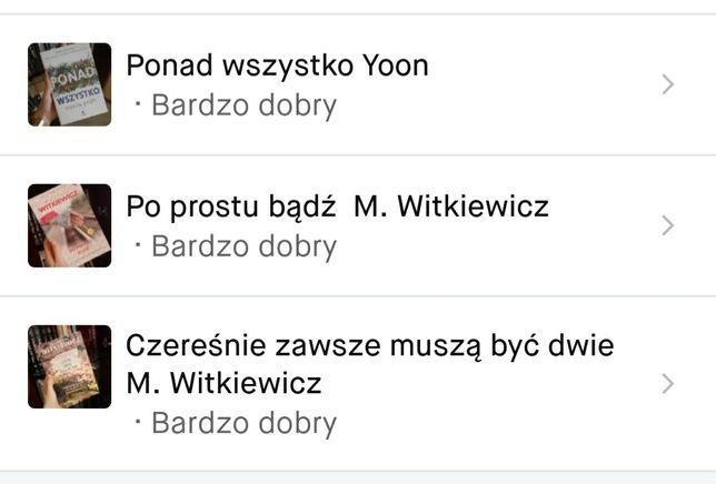 Trzy książki Witkiewicz, Yoon