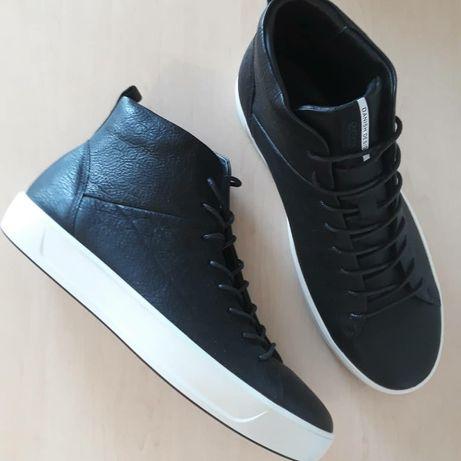 Ботинки кожаные ECCO. Оригинал 45р
