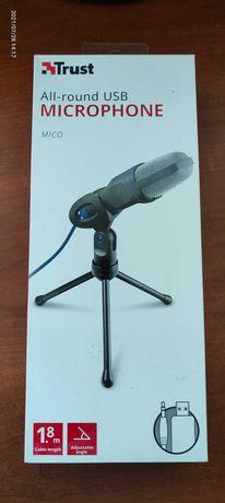 Microfone de PC, novo