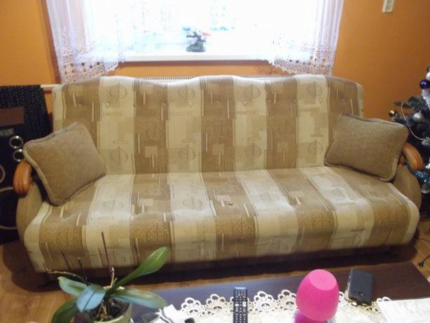 kanapa 2 fotele 2 pufy