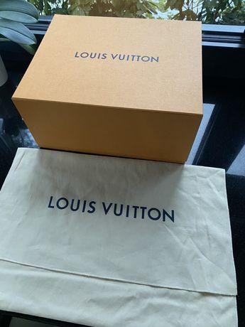 Pudełko i worek na torbe Louis Vuitton