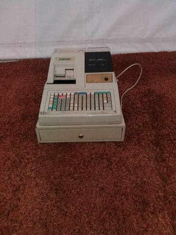 Caixas registradoras com gaveta