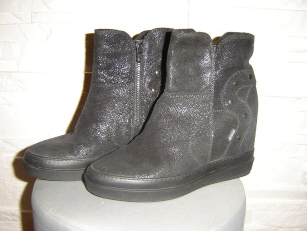 Buty firmowe czarne 38 Ruco Line