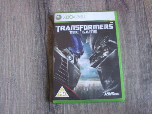 Gra Xbox 360 Transformers The Game Wysyłka w 24h